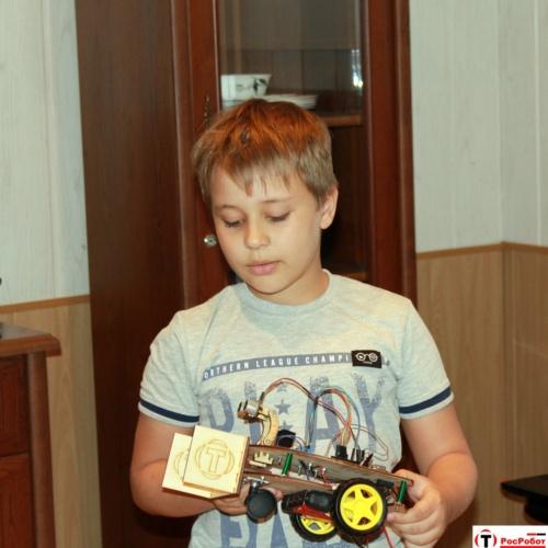 Летний городской лагерь - РосРобот 17