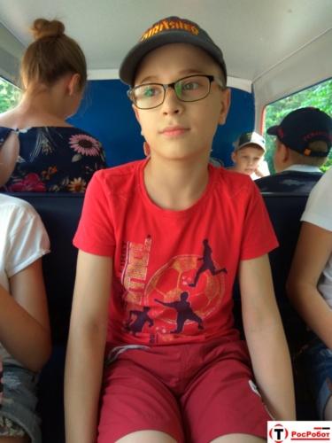 Летний городской лагерь - РосРобот 18