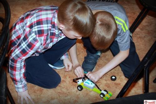 Летний городской лагерь - РосРобот 3