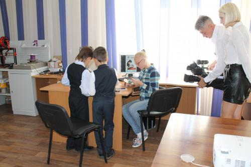 Робототехника для детей РосРобот 24