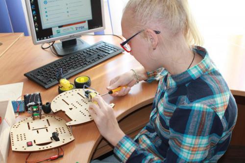 Робототехника для детей РосРобот 6