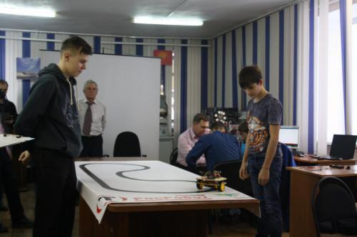 Робототехника для детей РосРобот 9