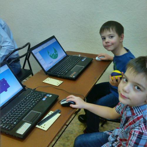 Робототехника для детей РосРобот 69
