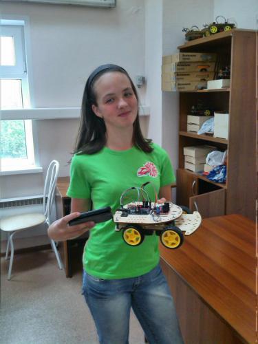 Робототехника для детей РосРобот 71