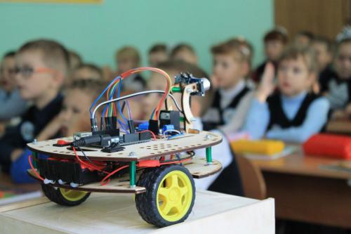 Робототехнический конструктор РосРобот