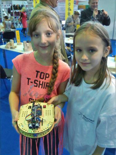 Робототехника для детей РосРобот 31