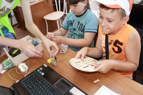 Робототехника для детей РосРобот 67