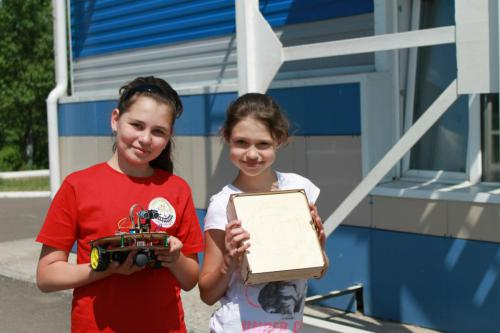 Робототехника для детей РосРобот 77