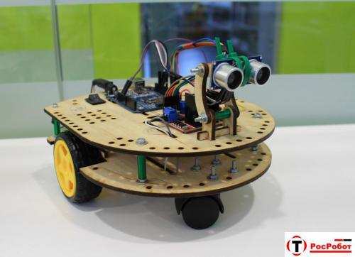 Робототехнический конструктор РосРобот 20