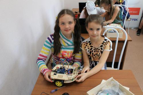 Робототехника для детей РосРобот 2